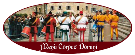 Duca di Orvieto - menu corpus domini