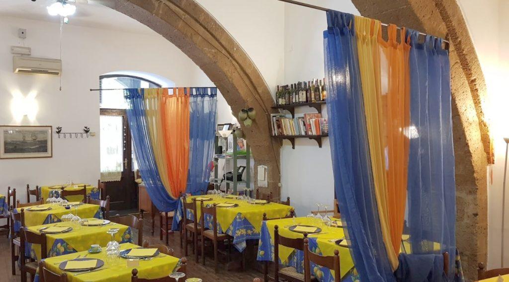 ristorante cucina storica orvieto